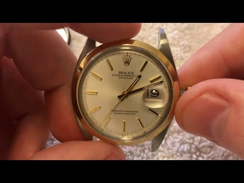 Real or Fake? 1969 Rolex Oyster 1600 DateJust Watch