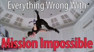 Everything Wrong With Mission Impossible In 15 Minutes Or Less