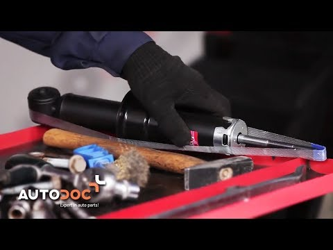 How to replace rear shock absorbers DODGE CALIBER TUTORIAL | AUTODOC