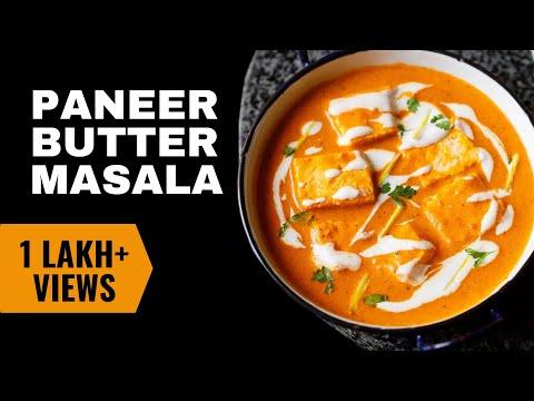 paneer butter masala recipe - restaurant style paneer butter masala recipe