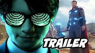 Artemis Fowl Trailer - Thor Avengers Disney Easter Eggs Breakdown