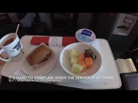 TRIP REPORT | Virgin Atlantic | Premium Economy | Airbus A330 | Clubhouse Haircut | JFK to LHR