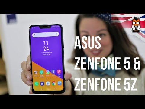 Asus Zenfone 5 & 5Z hands on - Same phone, different CPUs