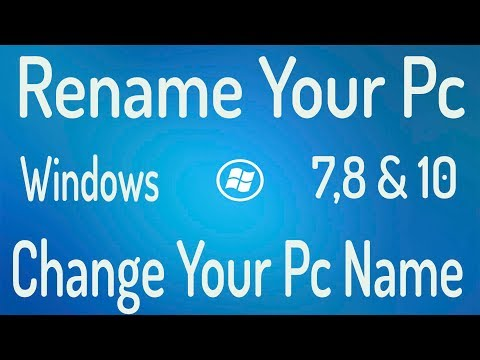 How To Change your username and Computer name On Your Pc (Bangla Tutorial)