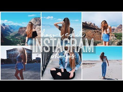How I Edit My Instagram ♡ Part 2
