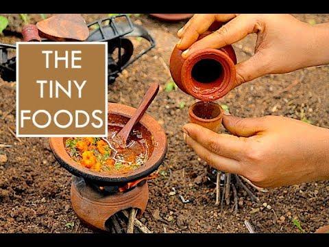 Prawn Curry | Roti | EP#4 | The Tiny Foods