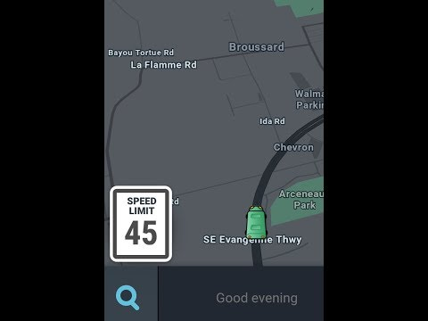 How to setup Speed Alerts in Waze