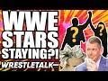 MAJOR New Japan Update WWE Stars STAYING WrestleTalk News June 2019