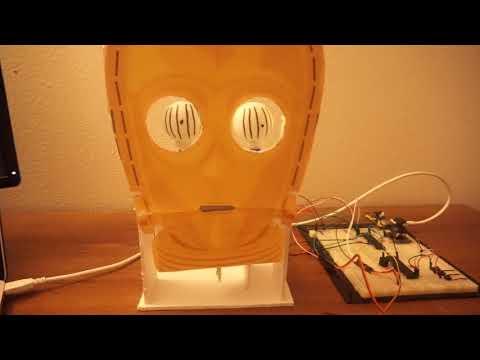 DIY - Animatronic Face
