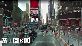 Epic Upgrades for Google Maps Street View | WIRED