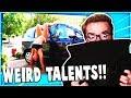 Worlds WEIRDEST Hidden Talents Compilation