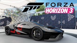 Forza Horizon  Ford Gt Drag Tune