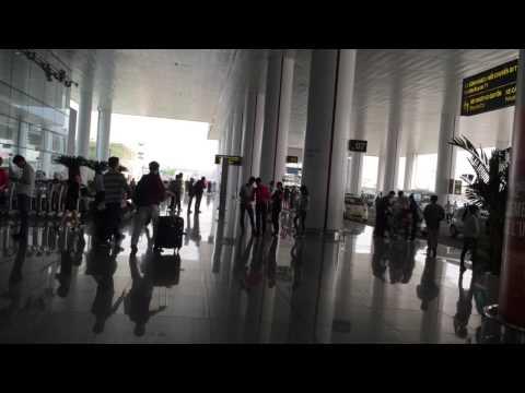 Arriving At Hanoi Airport