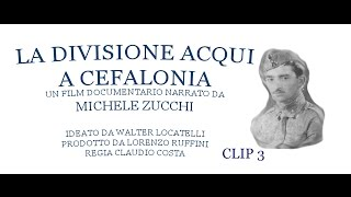 Divisione Acqui - Cefalonia - 9 e 10 settembre 1943 - Michele Zucchi # 3