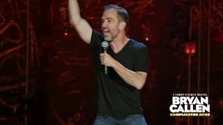 Download Saying Appalling Things   Bryan Callen   Stand Up Comedy Video
