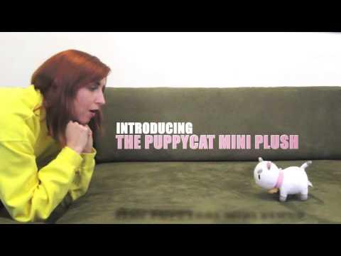 All new MINI PuppyCat Plush!