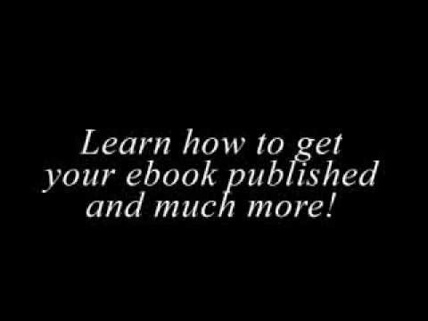 How to write and Publish my books, Make Money from my Books, How to Market my books