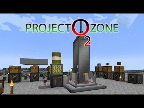 Project Ozone 2 Kappa Mode - AUTOMATIC GALACTICRAFT [E28] (Modded Minecraft Sky Block)