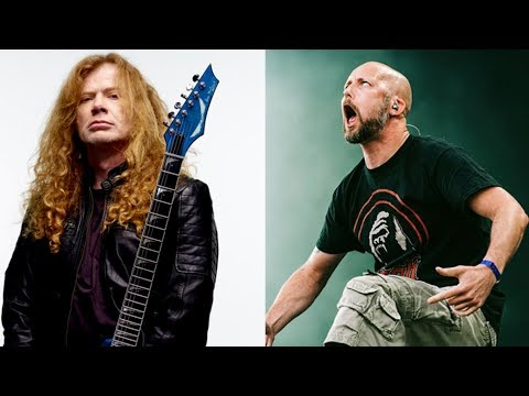 Dave Mustaine: What I Think About Meshuggah | Progressive Metal // Djent Band