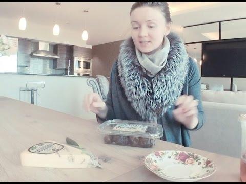 Healthy Snack Recipe (SUPER easy)!