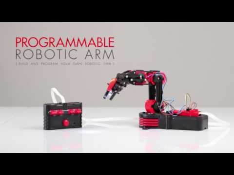 PROGRAMMABLE ROBOTIC ARM - STEM ROBOTIC GAMES