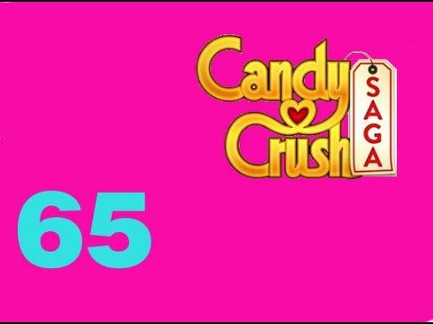 Candy Crush Saga Level 65 Livello 65