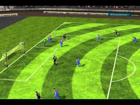 FIFA 14 iPhone/iPad - Toulouse AC vs. Crystal Palace