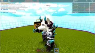 Using my Epic Tools to kill people in Roblox Catalog Heaven