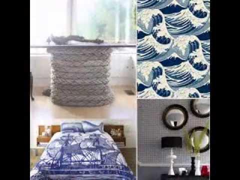 Easy Diy nautical decor projects ideas