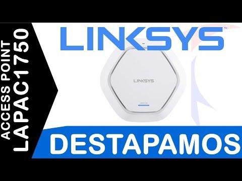 Linksys LAPAC1750 Nuevo lanzamiento Access Point Tecnocompras