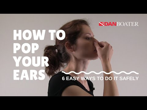 How to Pop Your Ears: 6 Easy Ways to Do It Safely