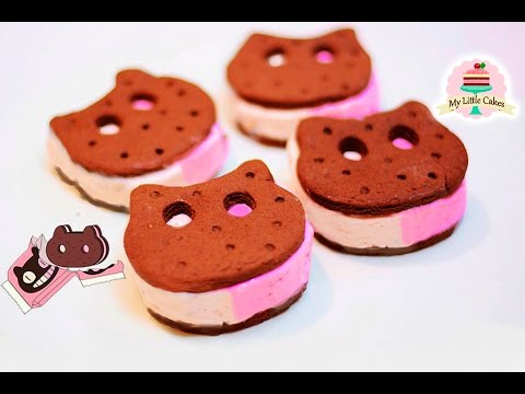 HOW TO MAKE A COOKIE CAT | STEVEN UNIVERSE | MY LITTLE CAKES