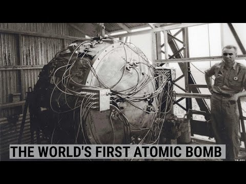 World's First Atomic Bomb Changed The World Forever