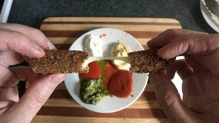 Mozzarella Sticks and Dips - You Suck at Cooking (episode 63)