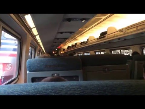 Amtrak to BWI
