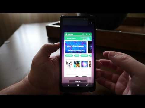 Samsung Galaxy S8 How To Multi Window