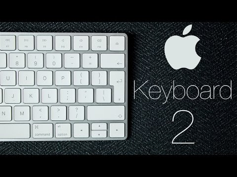 NEW Apple Magic Keyboard 2 - REVIEW!