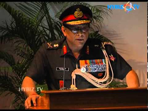 Lt Gen SM Mehta at Military College of Engineering Convocation Ceremony