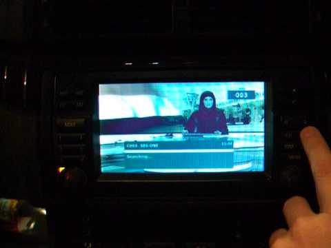 PTV: DIY Digital TV (DVB-T) for BMW/Rover/Mini