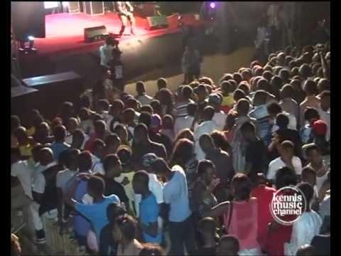 TILLAMAN PERFORMING @ KENNIS MUSIC EASTER FESTIVAL 2012