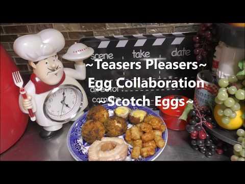 Egg Collaboration with Jenn In Kanata ~Scotch Eggs~