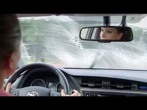 How To Top-Up Windscreen Washer Fluid