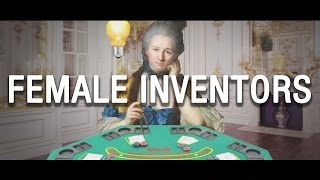 Female Inventors - The Feed