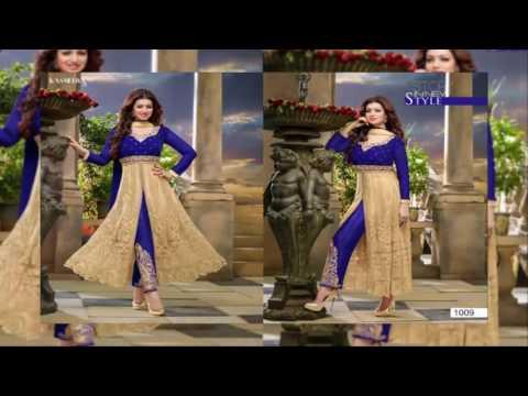 Anarkali Suits Designer Anarkali Dresses  Diwali latest fashion designer collection