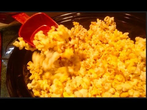 #599 - Making MOVIE THEATRE Popcorn