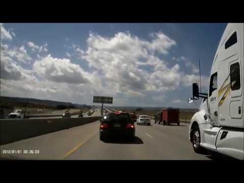 Trip from Denver to Colorado Springs, Colorado (no comments)