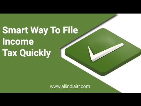 All India ITR - Your Personal Tax Expert   File Your Income Tax Return Quickly