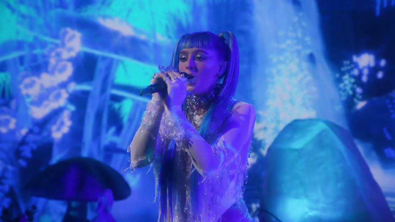 Ashnikko - Daisy (Live on Jimmy Kimmel)