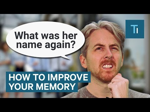 Improve Your Memory In 4 Minutes
