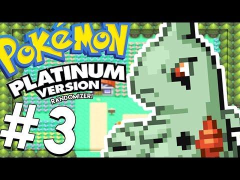 Pokemon Platinum RANDOMIZER: A WILD KYOGRE!?  - PART 3
